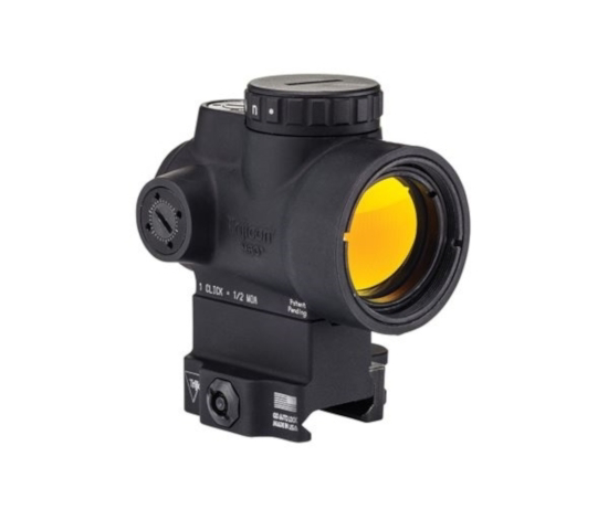 Picture of Trijicon MRO Optic/Mount Package- Absolute Co-Witness- Green