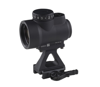 Picture of Trijicon MRO Optic/Mount Package- NV Height-Red or Green