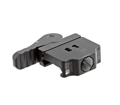 QD light mount for the Surefire LED Helmet Light