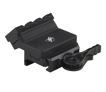 45 Degree mount for AR Tactical rifle rail
