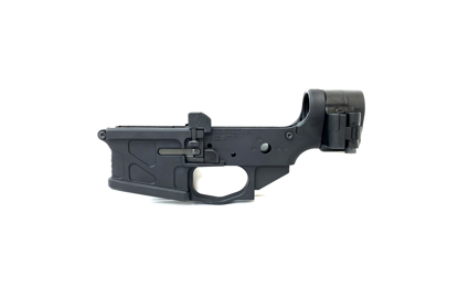 Picture of ADM UIC Stripped Lower Receiver with Law Tactical Folding Adapter