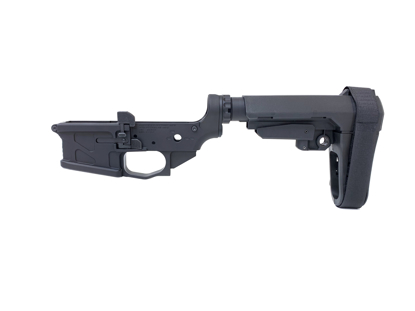 Picture of ADM UIC Stripped Lower Receiver- SB Brace