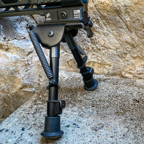 Picture of Harris Bipod Mount - Improved