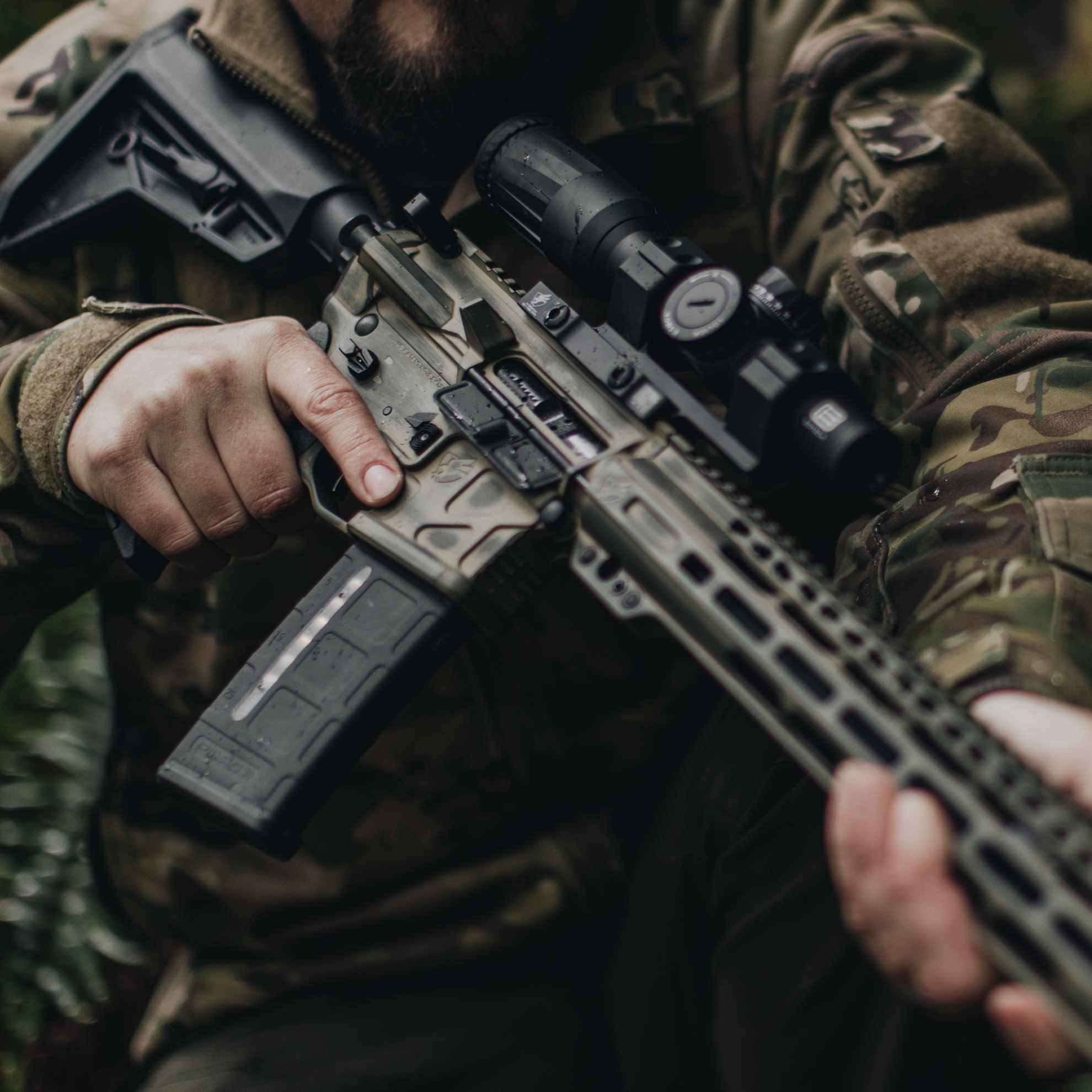 Picture of Stalker UIC Patrol Rifle