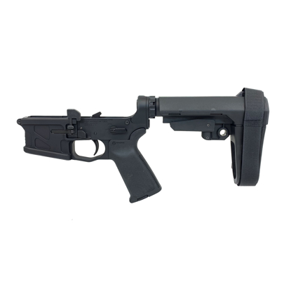 Picture of ADM UIC Lower Receiver, Complete-SB Tactical Brace