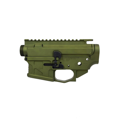 Picture of ADM UIC Lower/ Upper Receiver Combo-OD Green Anodized